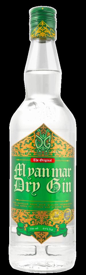 MyanmarGin